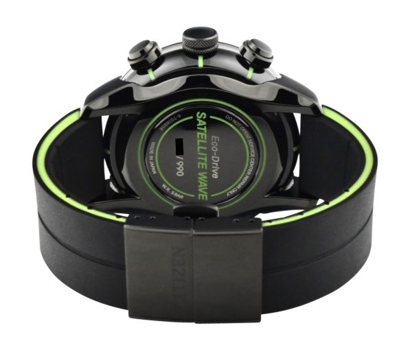 Citizen Eco-Drive Satellite Wave Limited Edition CC0005-06E Concept