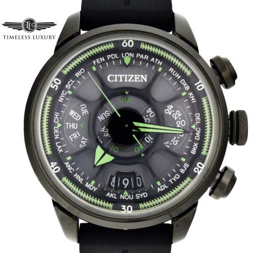Citizen Eco-Drive Satellite Wave Limited Edition CC0005-06E