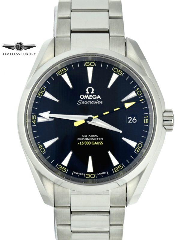 Men's OMEGA Seamaster Aqua Terra 15000 Gauss 231.10.42.21.01.002