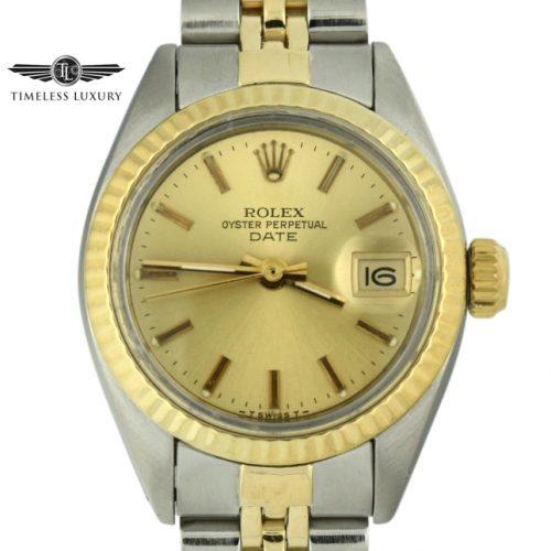 1983 Ladies Rolex Date 6917