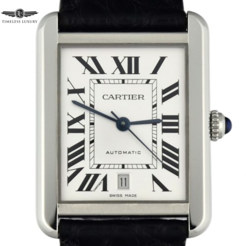 Cartier Tank Solo XL Automatic 3800