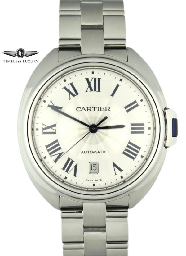 Cartier Cle Automatic WSCL0007