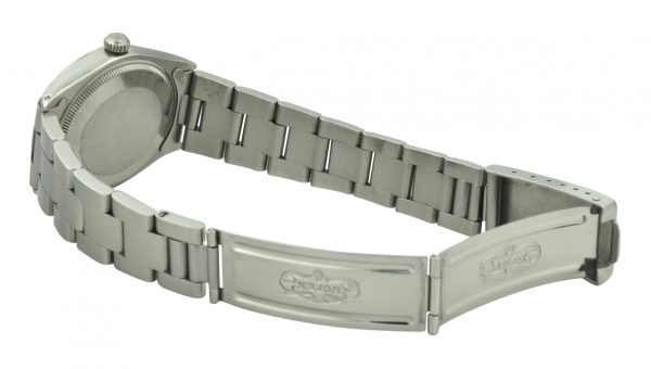 Rolex Air-king 5500 dominos dial
