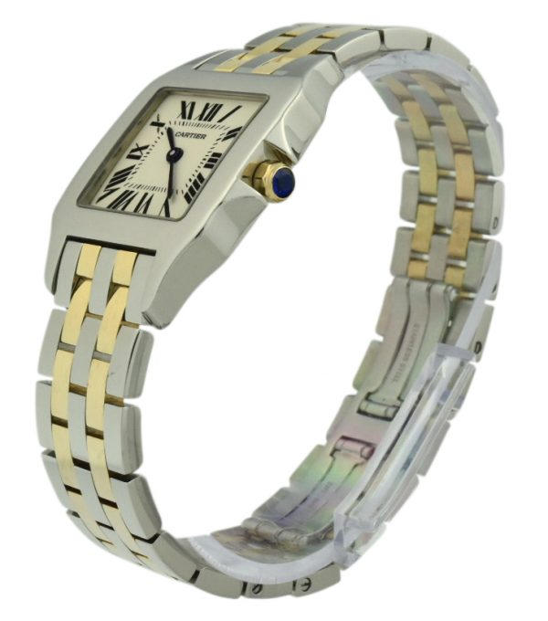 Ladies Cartier Santos Demoiselle 2701