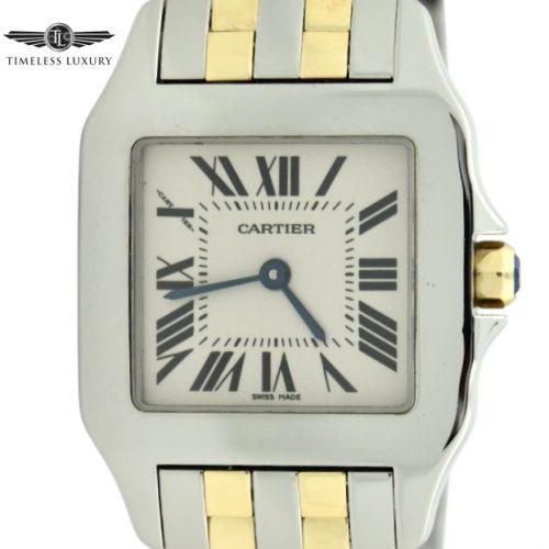 Cartier Santos Demoiselle W25067Z6