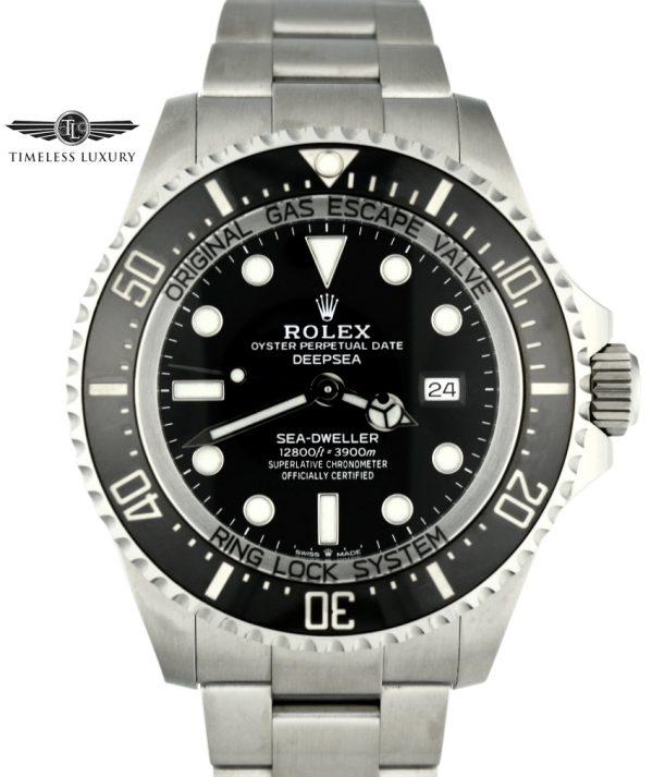 Rolex sea-dweller deepsea 126660