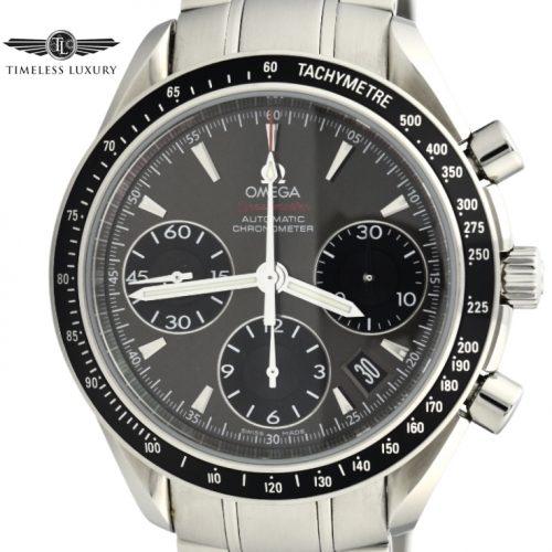 OMEGA Speedmaster Date 323.30.40.40.06.001 grey dial