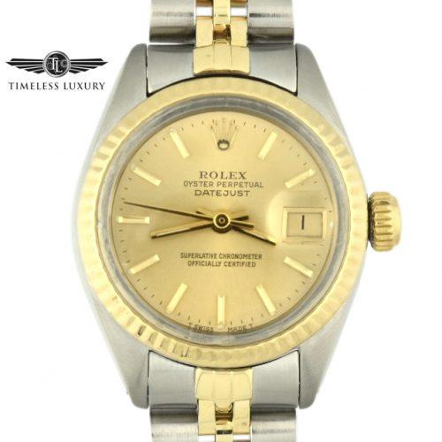 1979 Ladies Rolex datejust 6917