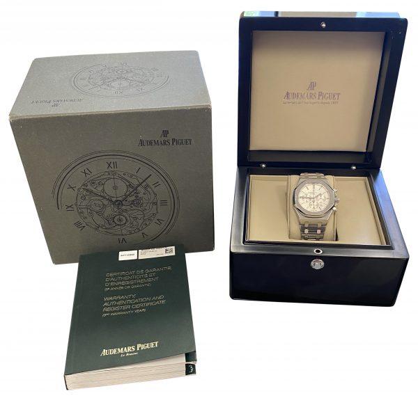 IMG 4283 600x572 - Audemars Piguet Royal Oak Chronograph