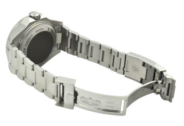 Rolex deepsea case back 126660
