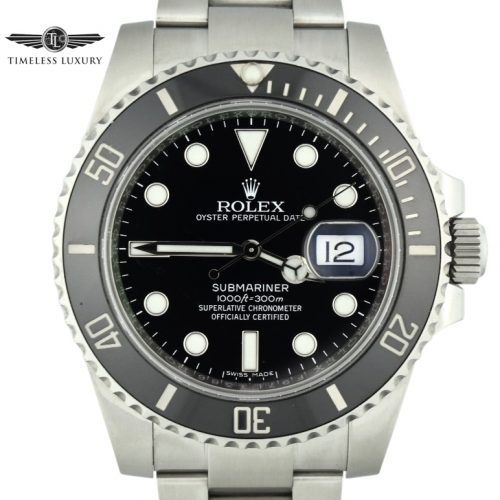 2018 Rolex Submariner 116610LN For sale