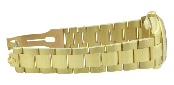 Rolex president 118238 oyster band