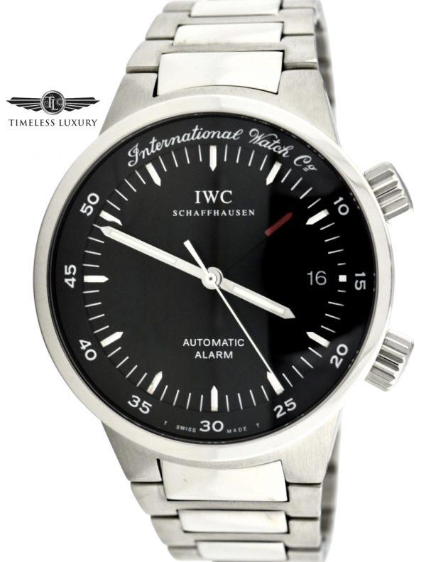 IWC GST Alarm IW3537