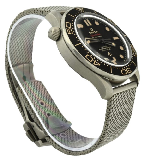 OMEGA 21090422001001 No Time To Dia Watch