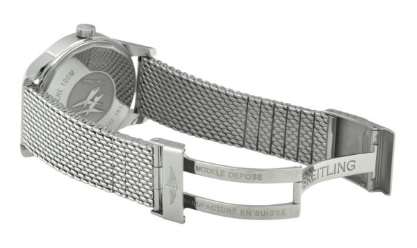 breitling a45310 mesh band