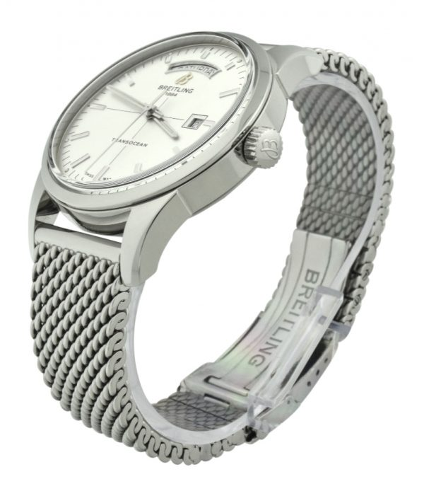 Breitling transoceanic day & date a45310