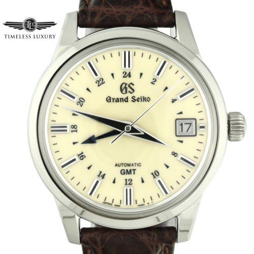 Grand Seiko GMT SBGM221