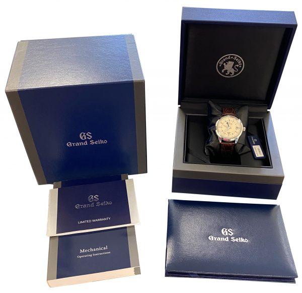 Grand Seiko GMT Elegance SBGM221 For sale