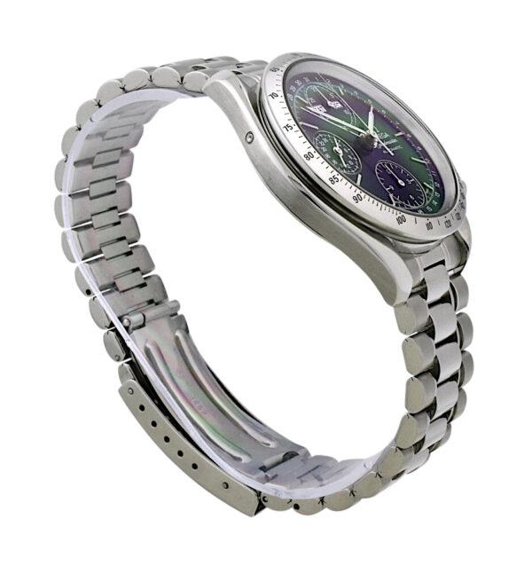 Omega Speedmaster Triple Date 3523.80 blue dial