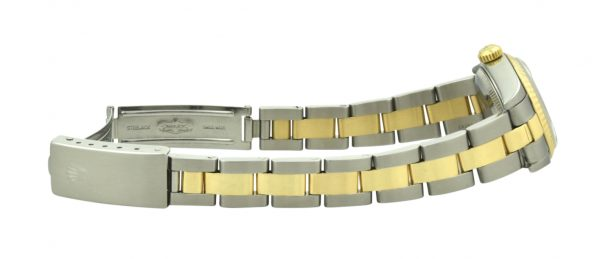 2000 ladies rolex datejust oyster band