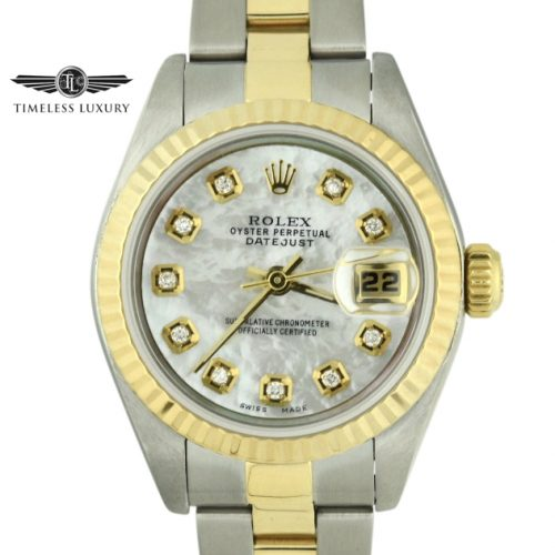 Ladies Rolex datejust 26mm 79173