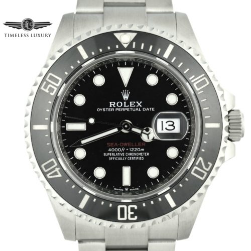 2018 Rolex Sea-Dweller 50th Anniversary 126600