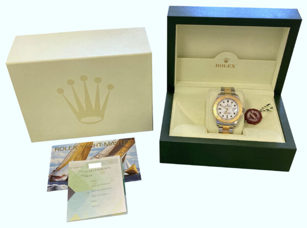 2005 Rolex Yacht-master 16623 for sale