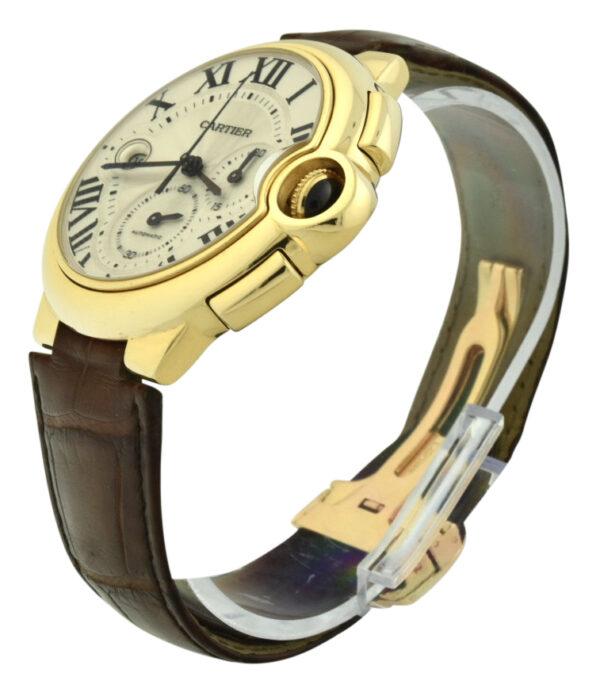 cartier ballon bleu chronograph W6920007