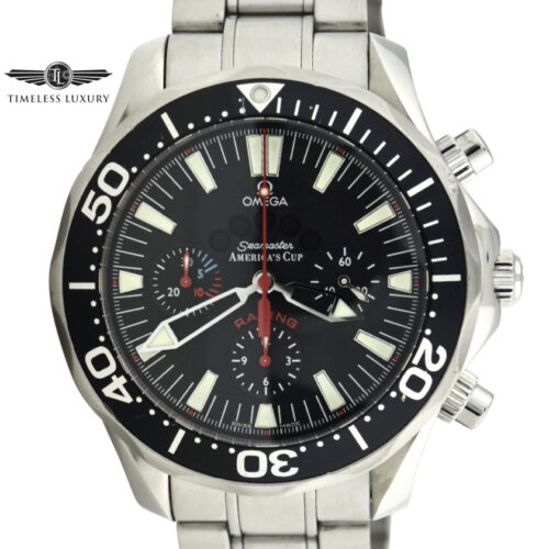 OMEGA Seamaster Americas Cup 2569.50.00