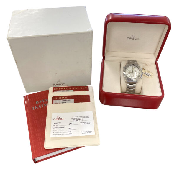 OMEGA Special Edition Seamaster Chronograph 2589.30.00