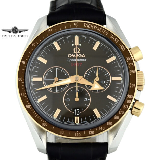 OMEGA Speedmaster Broad Arrow 1957 321.93.42.50.13.001