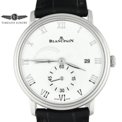 Blancpain Villeret Ultraplate 6606A