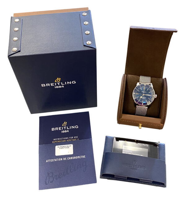 Breitling Superocean Heritage II B20 AB203016 FOR SALE