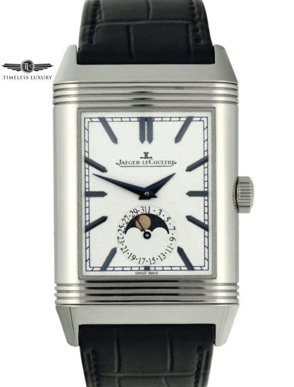 2020 Jaeger LeCoultre Reverso Tribute Moon Q3958420 Day Night 30mm