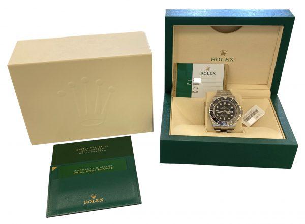 2018 Rolex Sea-Dweller 126600 for sale