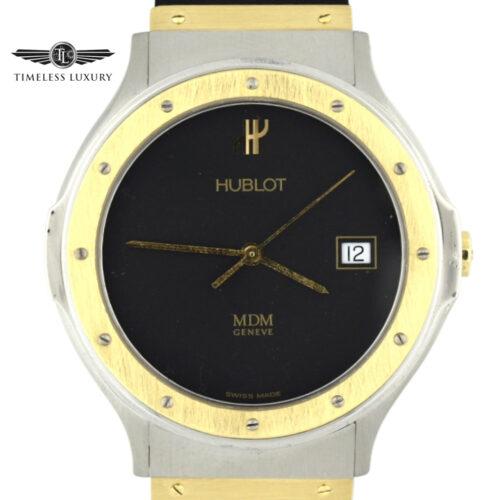 Hublot Classic MDM 1521.2 BLACK DIAL