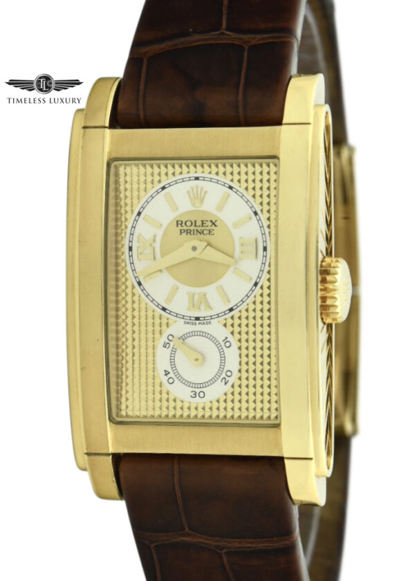 Rolex Cellini Prince 5440 yellow gold