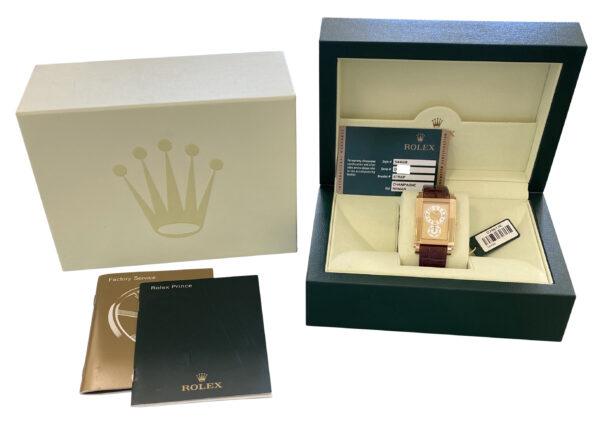 Men's Rolex Cellini prince 5440/8 for sale