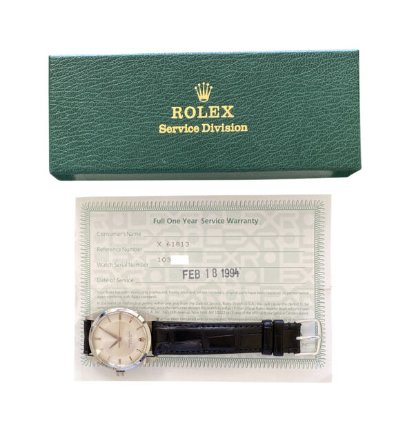 rolex oyster perpetual 5552 for sale