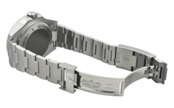 Rolex Deepsea 126660 Caseback