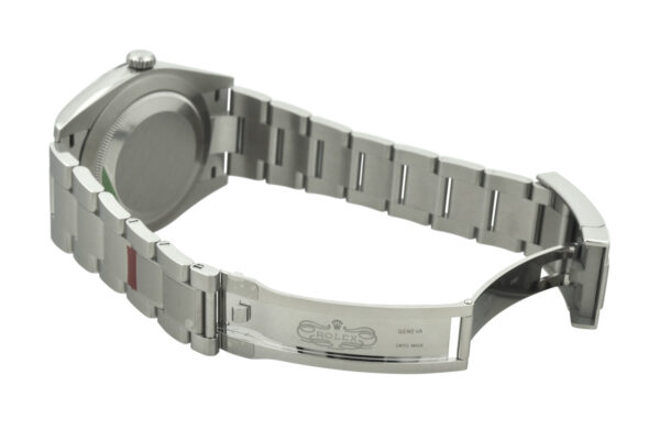 Rolex 124300 clasp