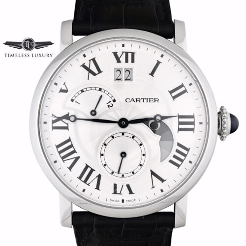 Cartier Rotonde Retrograde W1556368