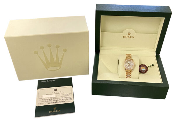 2001 Ladies Rolex president 179138 for sale