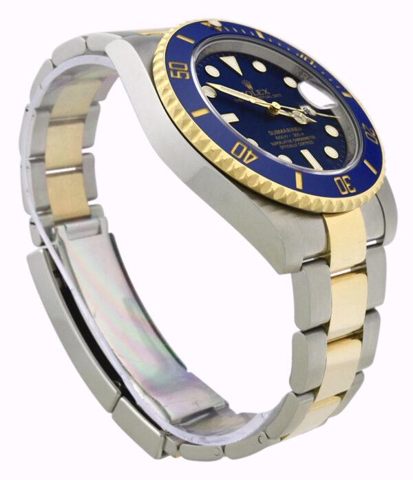 Rolex submariner 116613LB Blue dial