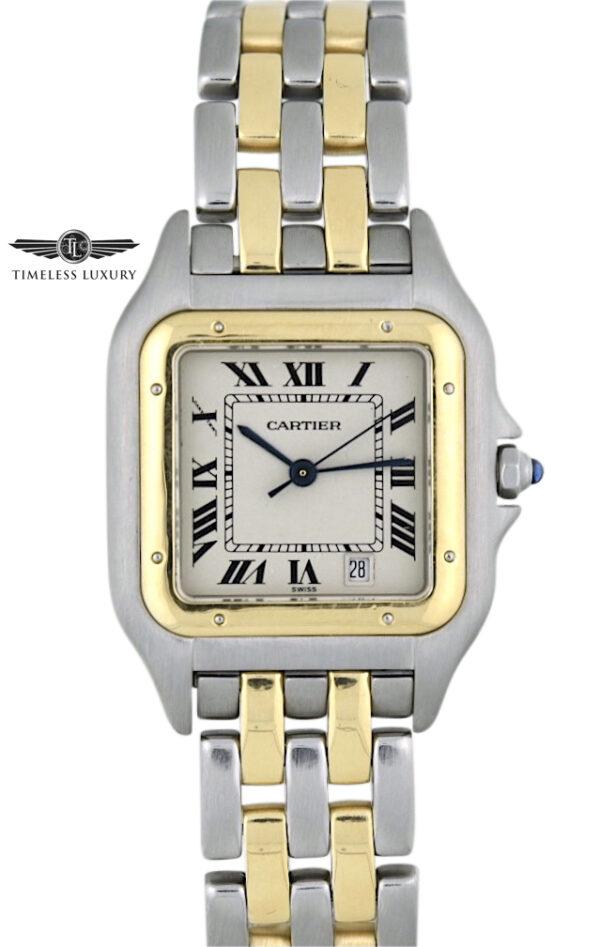 Ladies Cartier Panthere Midsize 27mm quartz watch