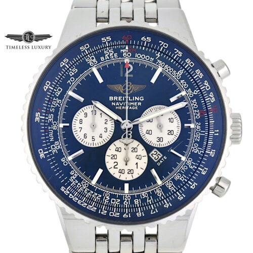 Breitling Navitimer Heritage A35350 BLUE DIAL