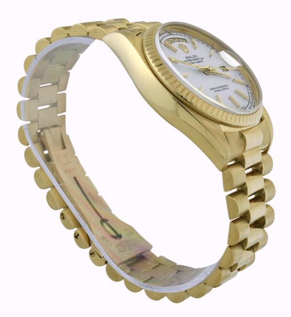 Rolex president 18038