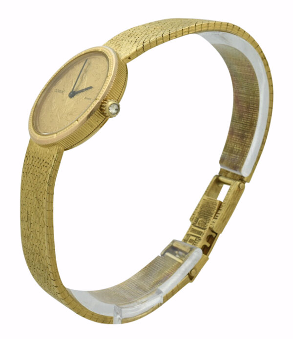Corum $5 gold coin watch for sale