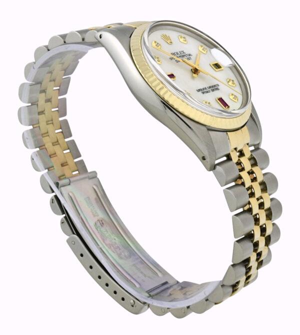 Rolex Datejust 16013 mop dial