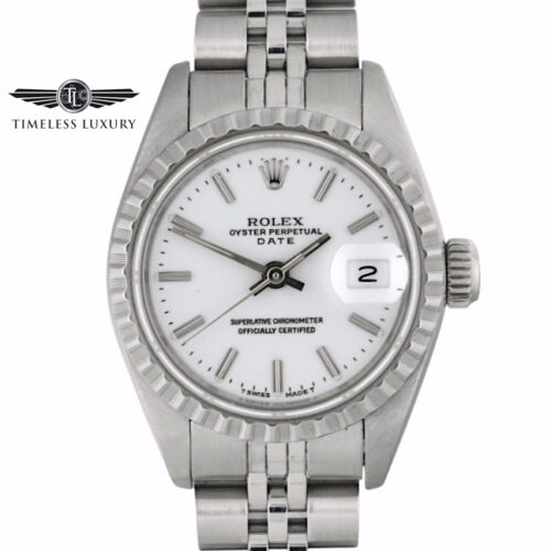 1992 Ladies Rolex datejust 69240